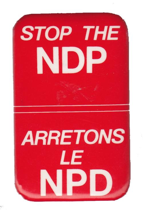NDP pin
